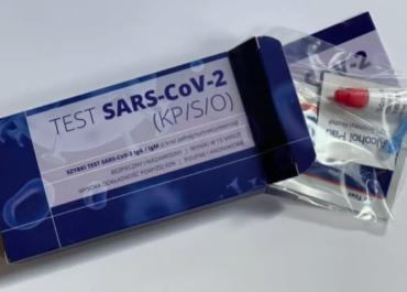 Test SARS-COV-2 już dostępny